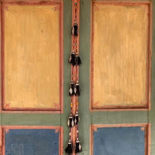 Vintage Handmade Wall Decoration-Wall044