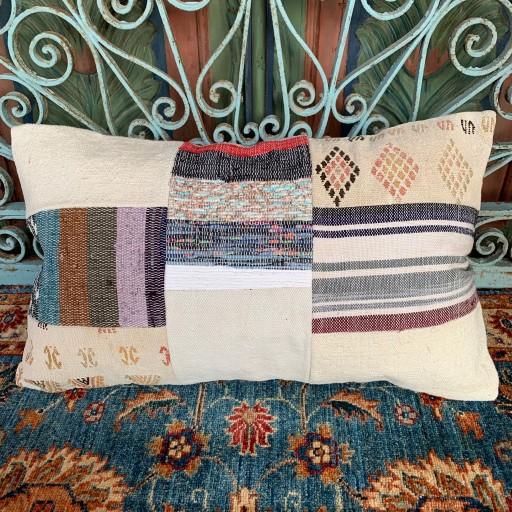 Vintage Patchwork Cushion-Pch002