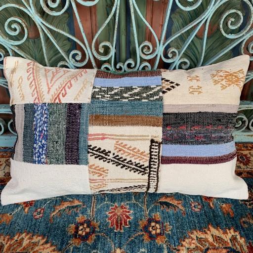 Vintage Patchwork Cushion-PCH003
