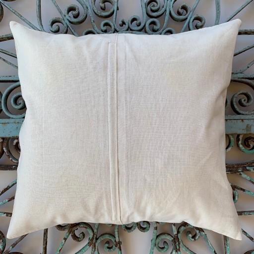 Suzani Silk / Cotton Cushion-Slc006