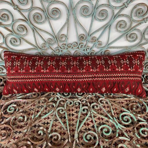 Vintage Bolster Kilim Cushion-Bls002