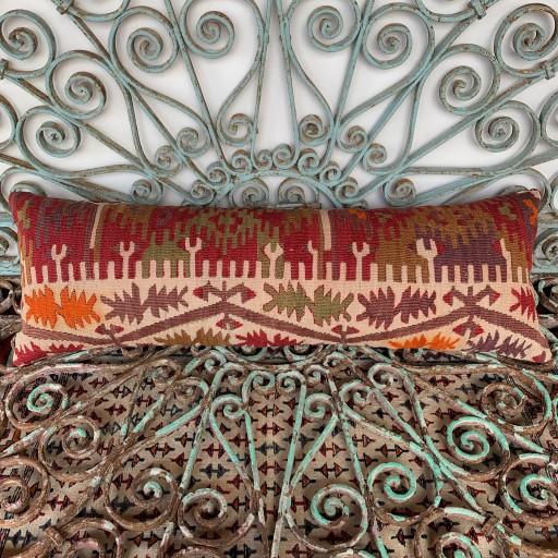Vintage Bolster Cushion-Bls067