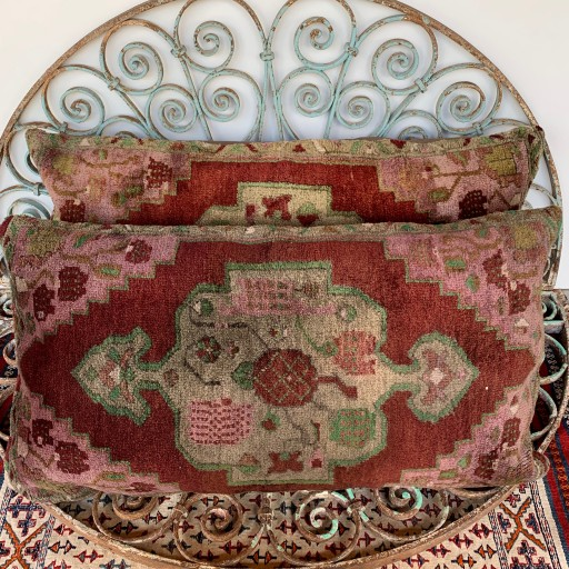 Vintage Combined Carpet Cushions-Cmb039