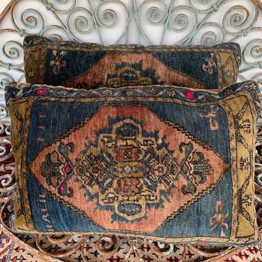 Vintage Combined Carpet Cushions-Cmb040
