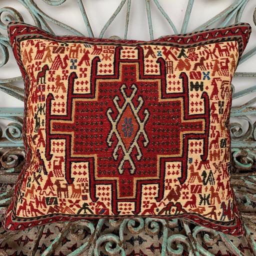 Handmade Sumak Cushion-Smk017