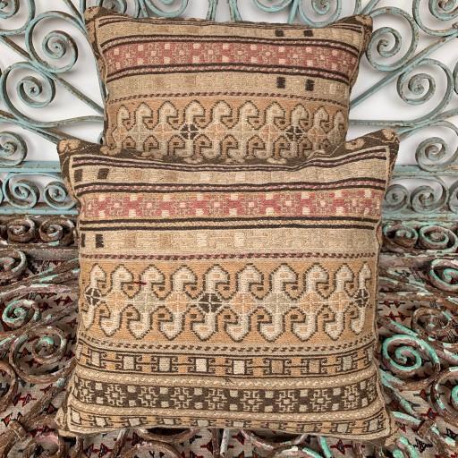 Vintage Rah Rah Sumak Combined Cushions-Cmb041
