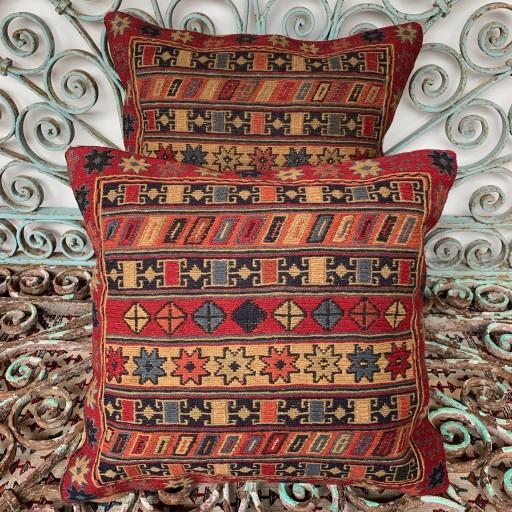 Vintage Rah Rah Sumak Combined Cushions-Cmb043