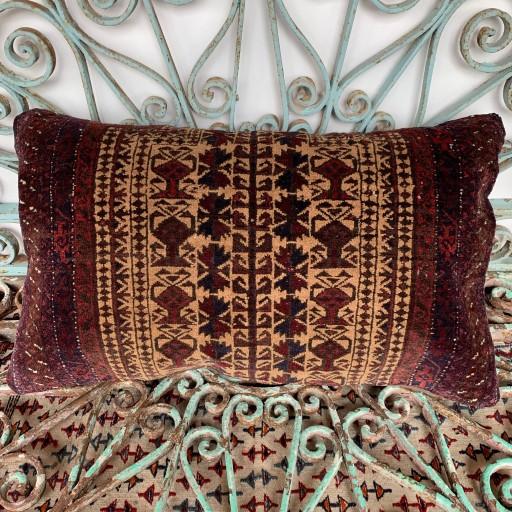 Vintage Beluch Carpet Cushion-Crp033