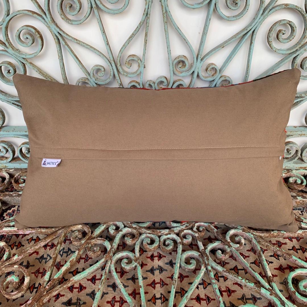 Vintage Kilim Cushion-Klm081