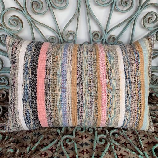 Vintage Kilim Cushion-Klm095