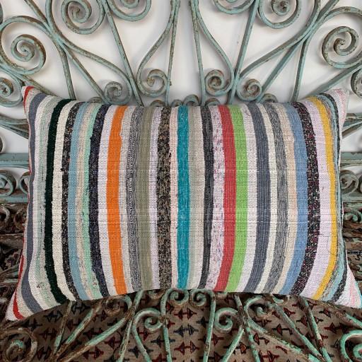 Vintage Kilim Cushion-Klm097