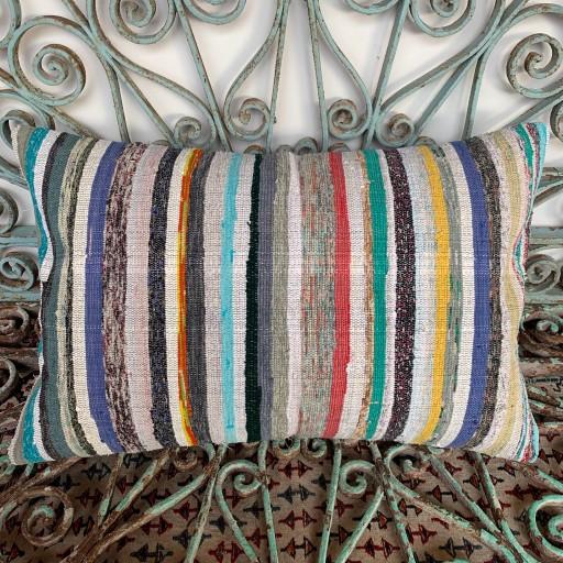 Vintage Kilim Cushion-Klm098