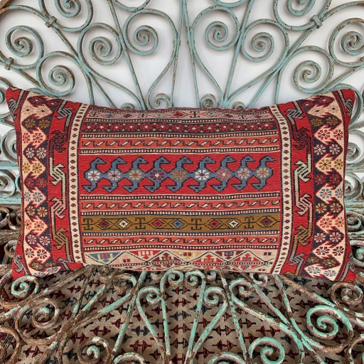 Vintage Sumak Cushion-Smk020