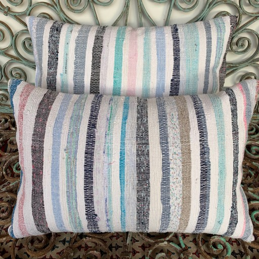 Vintage Combined Kilim Cushions-Cmb055