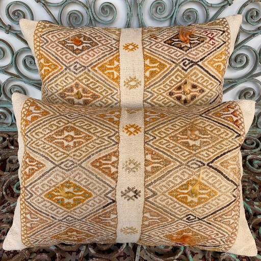 Vintage Combined Cicim Cushions-Cmb062