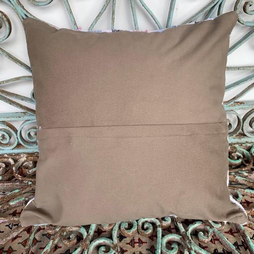 Vintage Kilim Cushion-Klm099