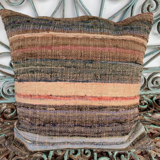 Vintage Kilim Cushion-Klm100