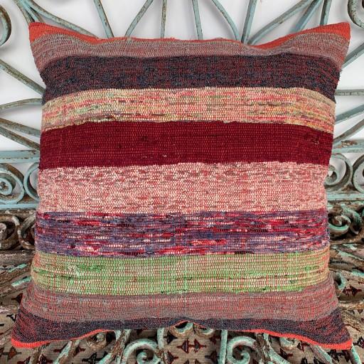 Vintage Kilim Cushion-Klm101