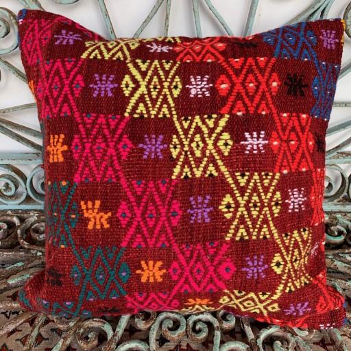 Vintage Cicim Cushion-Klm113