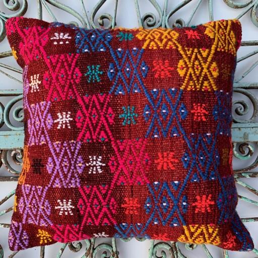 Vintage Cicim Cushion-Klm118