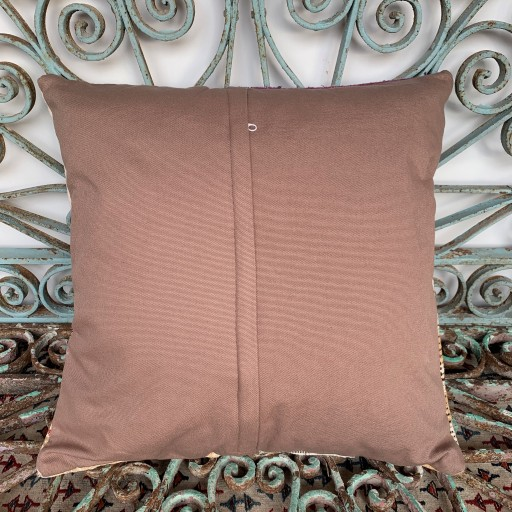 Vintage Patchwork Kilim Cushion-Pch080