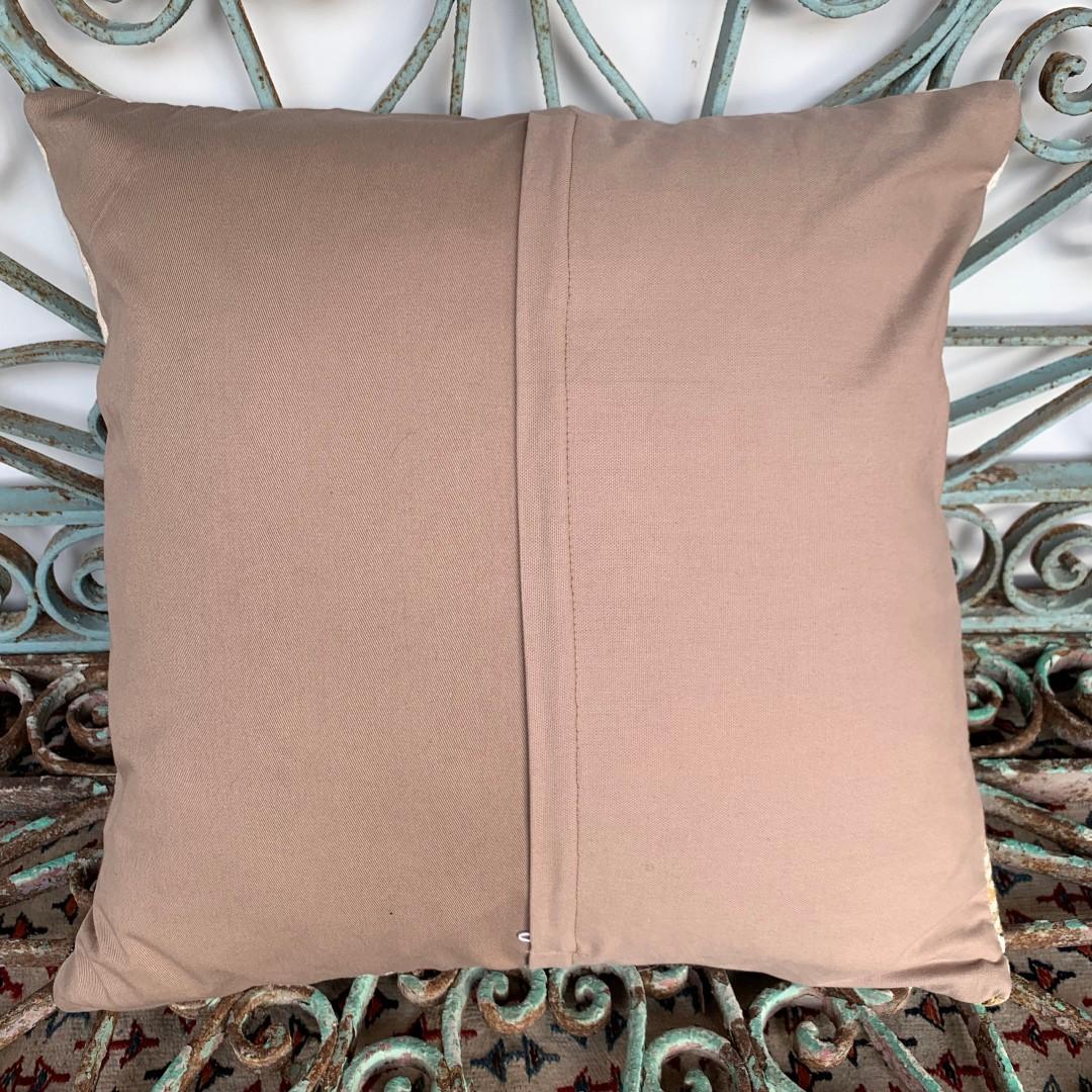 Vintage Patchwork Kilim Cushion-Pch085